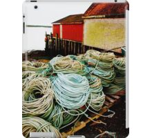 Fishing Rope iPad Case/Skin