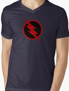 The Flash: Reverse Flash  Mens V-Neck T-Shirt