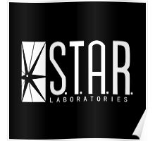 Star Laboratories 1 Poster