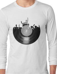 Vinyl music art 2 Long Sleeve T-Shirt