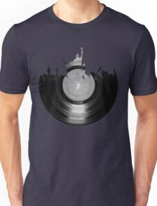 Vinyl music art 2 Unisex T-Shirt
