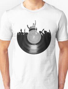 Vinyl music art 2 T-Shirt