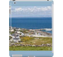 ARAN ISLANDS OF IRELAND iPad Case/Skin