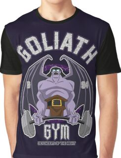 Goliath Gym Graphic T-Shirt