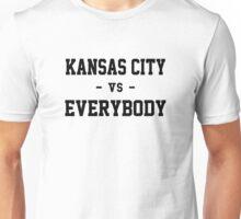 Kansas City vs Everybody Unisex T-Shirt