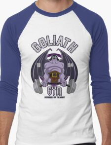 Goliath Gym Men's Baseball ¾ T-Shirt