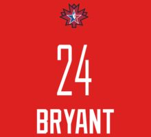 Kobe Bryant - All Star (Limited edition) by SaumonVert