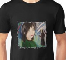 Mysterious Painted Lady Unisex T-Shirt