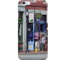 Portland, Maine - Shops iPhone Case/Skin