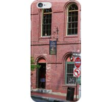 Portland, Maine - Tavern iPhone Case/Skin