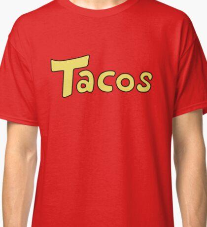 'Tacos' Shirt. Classic T-Shirt