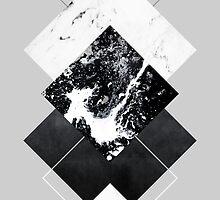 Geometric Textures 5 by Mareike Böhmer