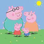 peppa pig by Imeggj