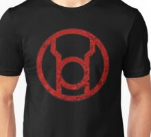 Lantern 1 - DC Spray Paint Unisex T-Shirt