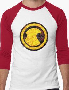 Red Robin - DC Spray Paint Men's Baseball ¾ T-Shirt