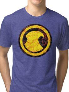 Red Robin - DC Spray Paint Tri-blend T-Shirt