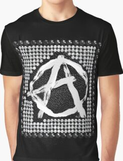A for anarchy Graphic T-Shirt