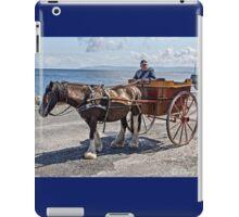 JAUNTY CAR IN IRELAND iPad Case/Skin