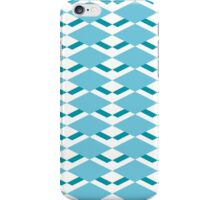 Pattern with diamonds iPhone Case/Skin