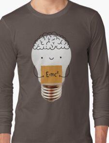 Cute light bulb Long Sleeve T-Shirt