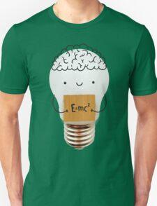 Cute light bulb Unisex T-Shirt
