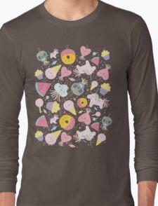 Pinatas Long Sleeve T-Shirt