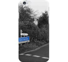 Blue Anchor iPhone Case/Skin