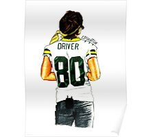 G for Packers Poster