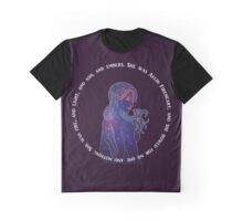 Galaxy Aelin Galathynius - Throne of Glass Graphic T-Shirt