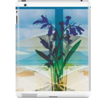EXOTICA FLOWER iPad Case/Skin