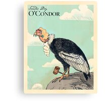 Sandra Day O'Condor Canvas Print