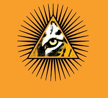 All seeing eye of the tiger Unisex T-Shirt