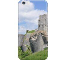 corfe castle iPhone Case/Skin