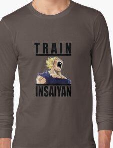 Train Insaiyan Long Sleeve T-Shirt