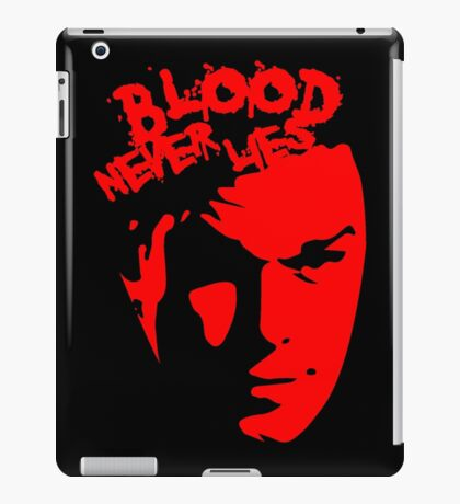 Dexter - Blood iPad Case/Skin