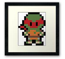 Pixel Raphael Framed Print