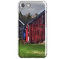 Sundown on Broadacres Farm iPhone Case/Skin