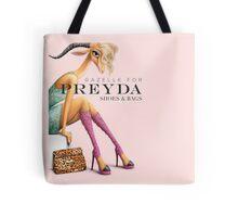 Gazelle for Preyda Tote Bag