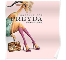 Gazelle for Preyda Poster