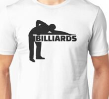 Billiards Unisex T-Shirt