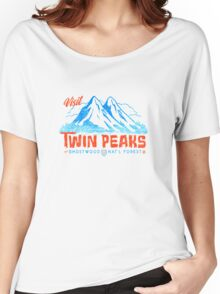 Twin Peaks- Welcome Women's Relaxed Fit T-Shirt
