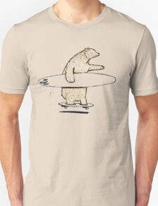 Let's Go Surfing T-Shirt