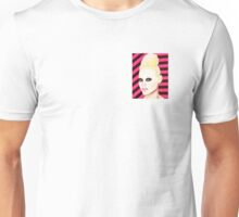 Stripy Girl Unisex T-Shirt