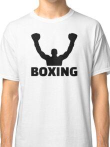 Boxing champion Classic T-Shirt