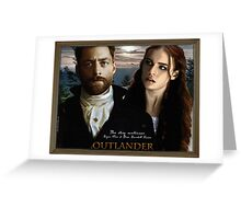 RogerMac and Bree Greeting Card