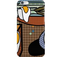 Bored Fried Eggs iPhone Case/Skin