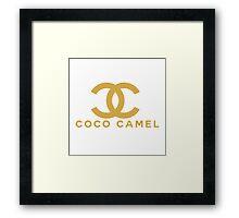 Coco Camel (Zootopia) Framed Print