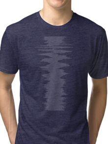 Gravitational Waves Tri-blend T-Shirt