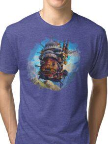 Howls painting 2 Tri-blend T-Shirt