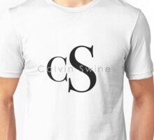 Calvin Swine Unisex T-Shirt